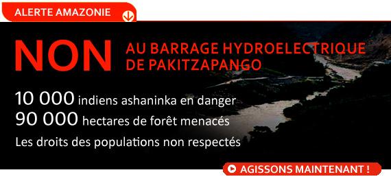 Barrages hydroélectriques : les indiens d'Amazonie en danger